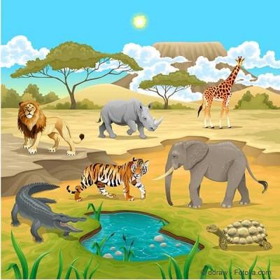 Une espèce sur six sur terre est menacée d'extinction par le réchauffement climatique