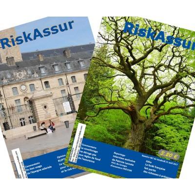 Abonnement au magazine RiskAssur-hebdo