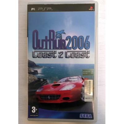 OutRun 2006 - Coast 2 Coast - PSP (Sony)