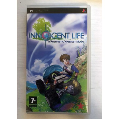 Innocent Life - A futuristic Harvest Moon - PSP Sony