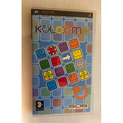 Koloomn pour PSP Sony