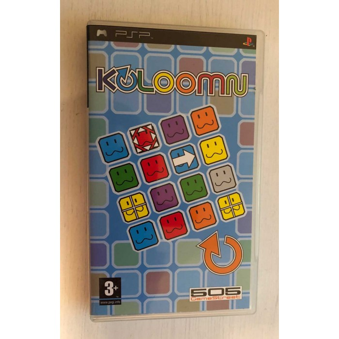 Koloomn pour PS Sony