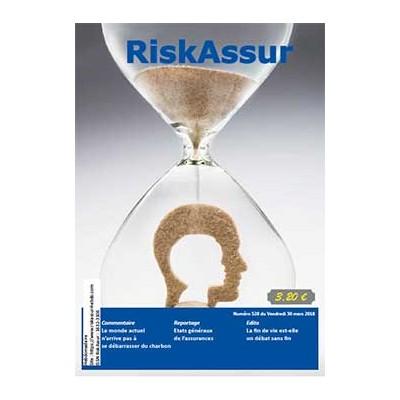 Numéro 528 de RiskAssur-hebdo du Vendredi 30 mars 2018