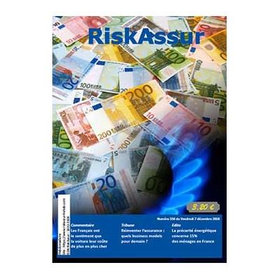 Numéro 556 de RiskAssur-hebdo du Vendredi 7 décembre 2018