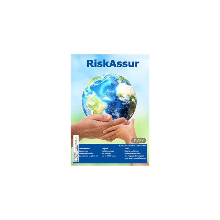 Numéro 562 de RiskAssur-hebdo du Vendredi 1er février 2019