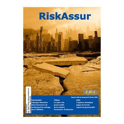 Numéro 564 de RiskAssur-hebdo du Vendredi 15 février 2019