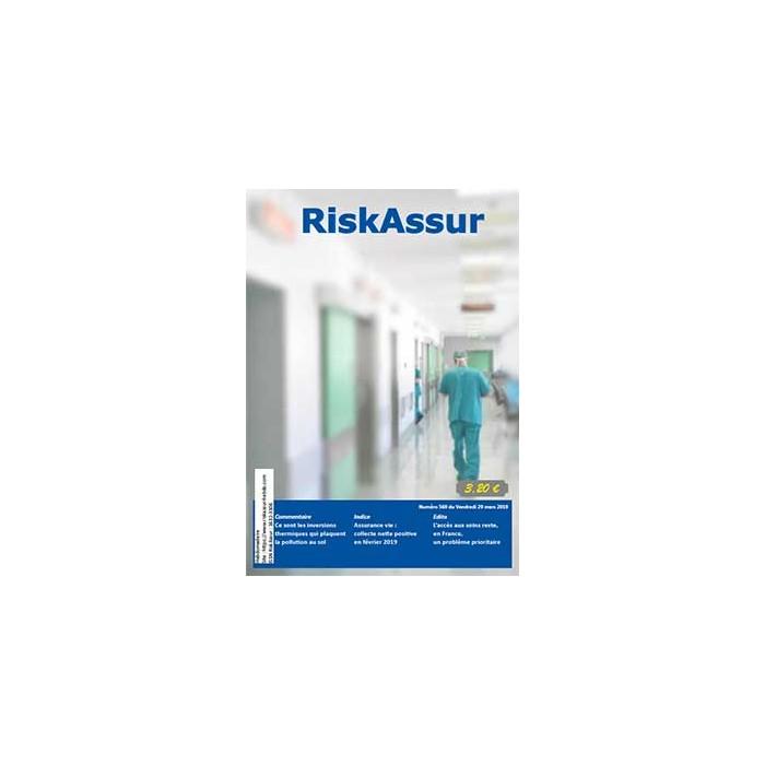 Numéro 569 de RiskAssur-hebdo du Vendredi 29 mars 2019