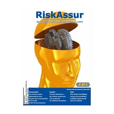 Numéro 581 de RiskAssur-hebdo du Vendredi 5 juillet 2019
