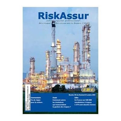 Numéro 591 de RiskAssur-hebdo du Vendredi 25 octobre 2019
