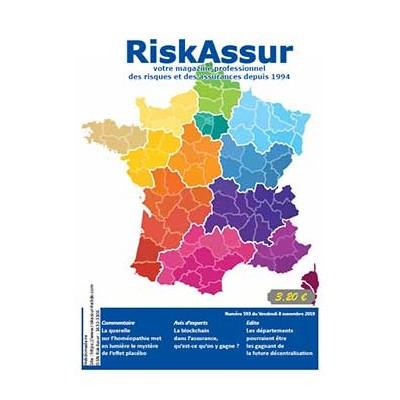 Numéro 593 de RiskAssur-hebdo du Vendredi 8 novembre 2019