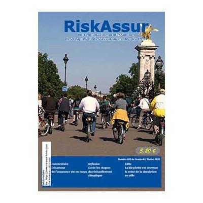 Numéro 604 de RiskAssur-hebdo du Vendredi 7 février 2020