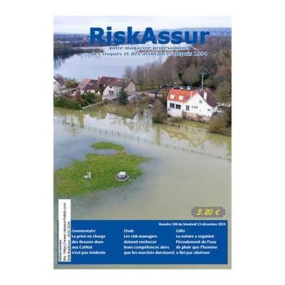 Numéro 598 de RiskAssur-hebdo du Vendredi 13 décembre 2019