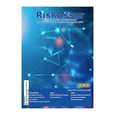 Numéro 619 de RiskAssur-hebdo du Vendredi 29 mai 2020