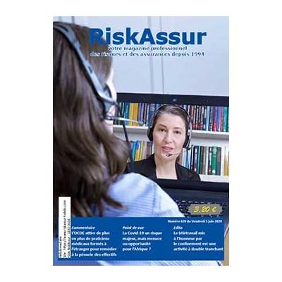 Numéro 620 de RiskAssur-hebdo du Vendredi 5 juin 2020