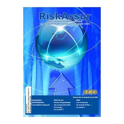 Numéro 621 de RiskAssur-hebdo du Vendredi 12 juin 2020