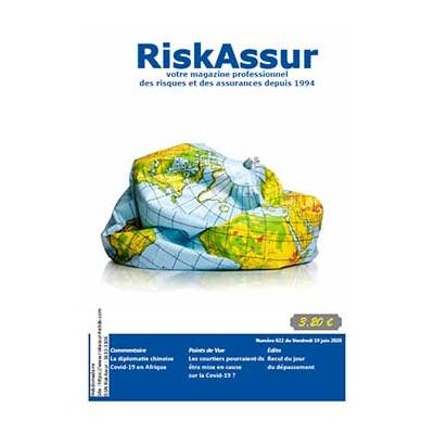 Numéro 622 de RiskAssur-hebdo du Vendredi 19 juin 2020