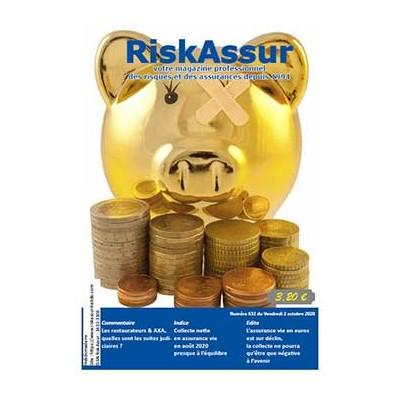 Numéro 632 de RiskAssur-hebdo du Vendredi 2 octobre 2020