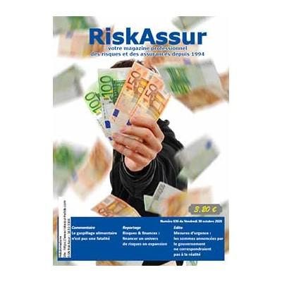 Numéro 636 de RiskAssur-hebdo du Vendredi 30 octobre 2020