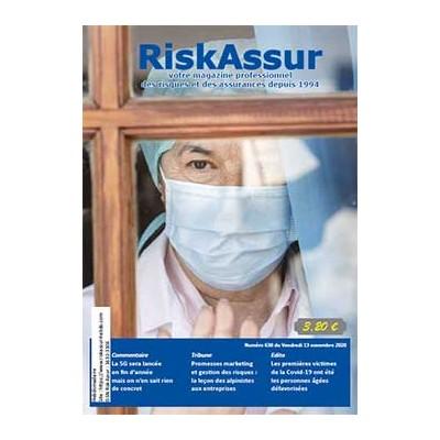 Numéro 638 de RiskAssur-hebdo du Vendredi 13 novembre 2020