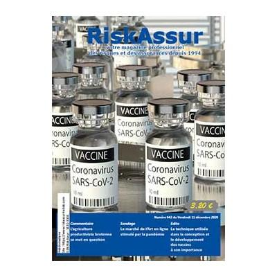 Numéro 642 de RiskAssur-hebdo du Vendredi 11 décembre 2020