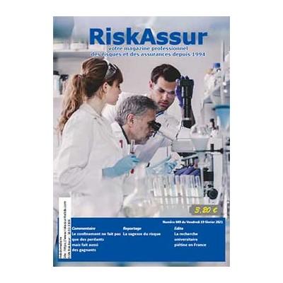 Numéro 649 de RiskAssur-hebdo du Vendredi 19 février 2021