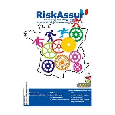 Numéro 660 de RiskAssur-hebdo du Vendredi 7 mai 2021