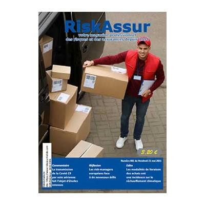 Numéro 661 de RiskAssur-hebdo du Vendredi 21 mai 2021