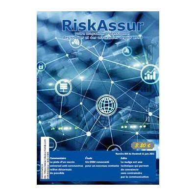 Numéro 664 de RiskAssur-hebdo du Vendredi 11 juin 2021