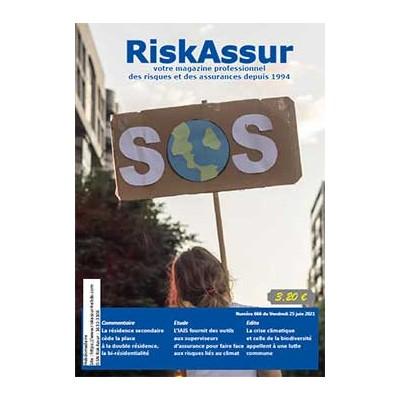 Numéro 666 de RiskAssur-hebdo du Vendredi 25 juin 2021