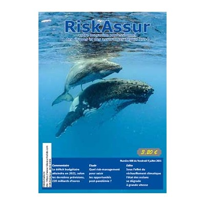 Numéro 668 de RiskAssur-hebdo du Vendredi 9 juillet 2021