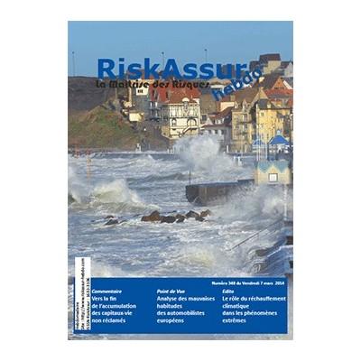 Numéro 348 de RiskAssur-hebdo du Vendredi 7 mars 2014