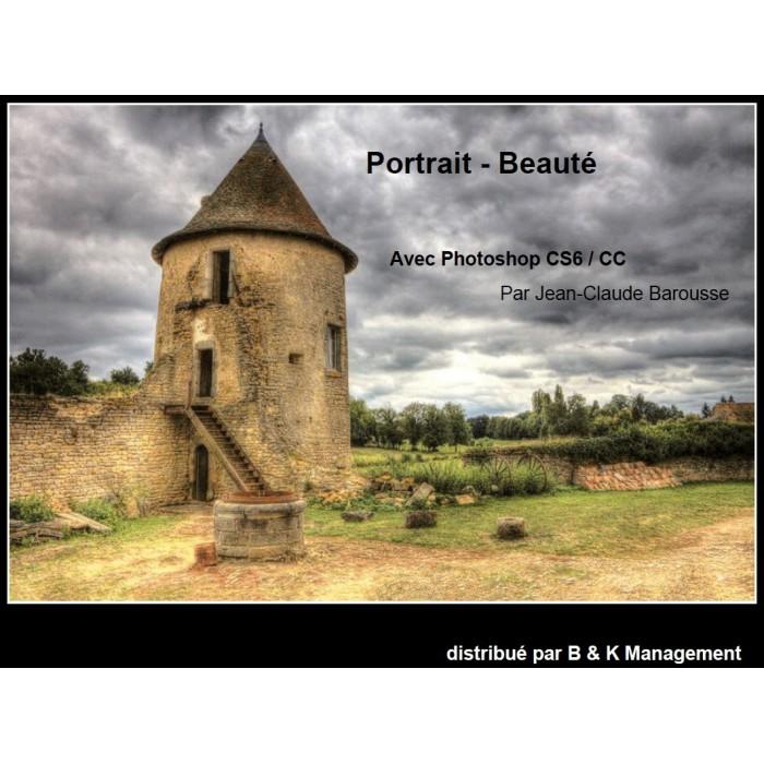 Portrait - Beauté avec ... Photoshop CS6 / CC