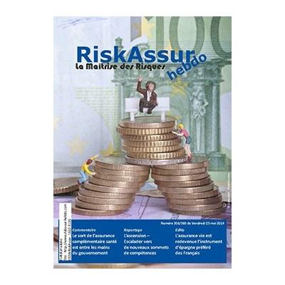 Numéro 359/360 de RiskAssur-hebdo du Vendredi 23 mai 2014