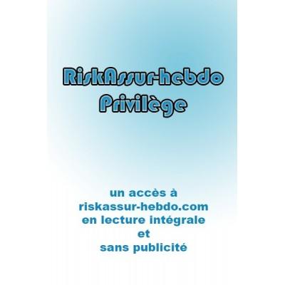 1 an - RiskAssur-hebdo.com Privilège