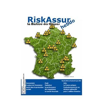 Numéro 361 de RiskAssur-hebdo du Vendredi 6 juin 2014