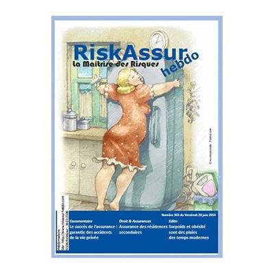 Numéro 363 de RiskAssur-hebdo du Vendredi 20 juin 2014