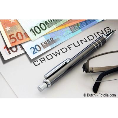 Crowdfunding dans un évènement Santé