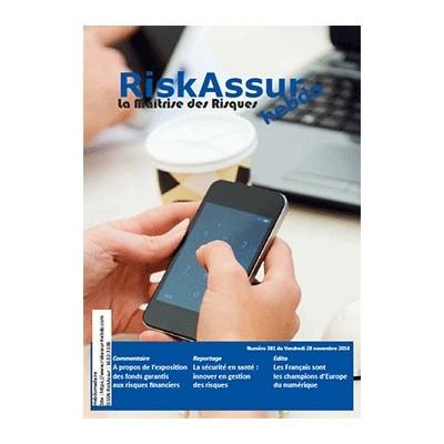 Numéro 381 de RiskAssur-hebdo du Vendredi 28 novembre 2014