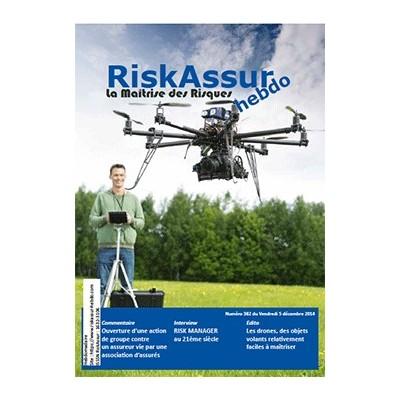 Sommaire du numéro 382 de RiskAssur-hebdo du Vendredi 5 décembre 2014